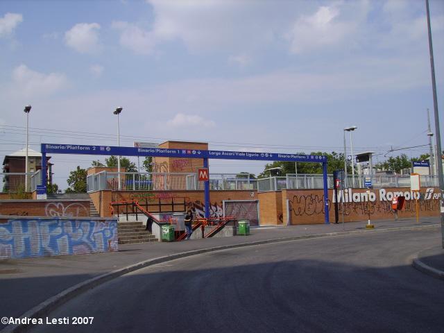 La linea suburbana s9 di milano - Pub porta romana ...